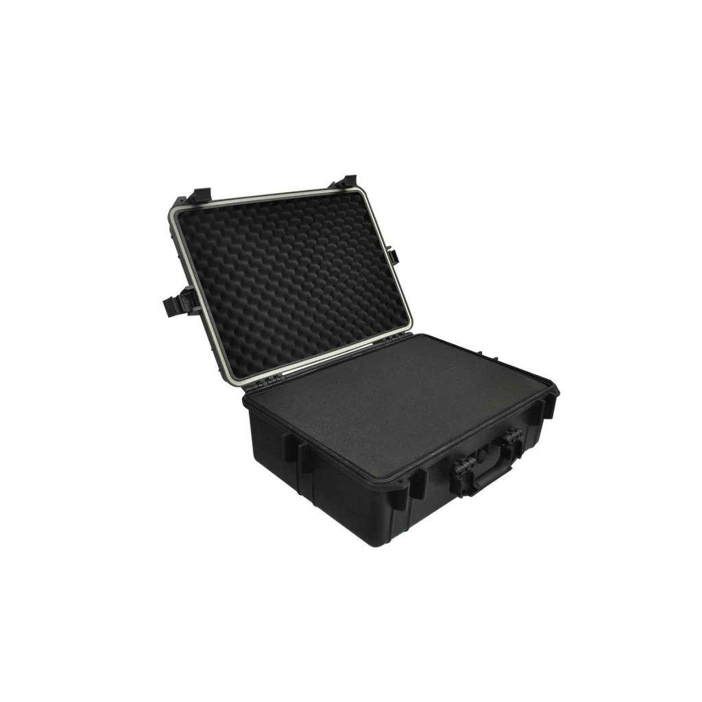 Dopravní kufr - černý - pěnový | 35 litrů