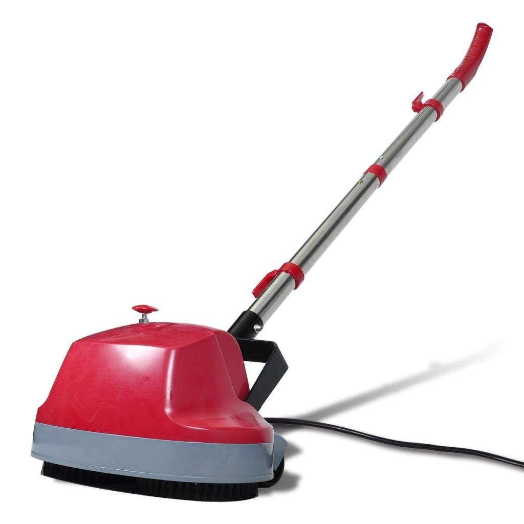 5v1 stroj na čištění a leštění podlahy s dvojitou hlavou