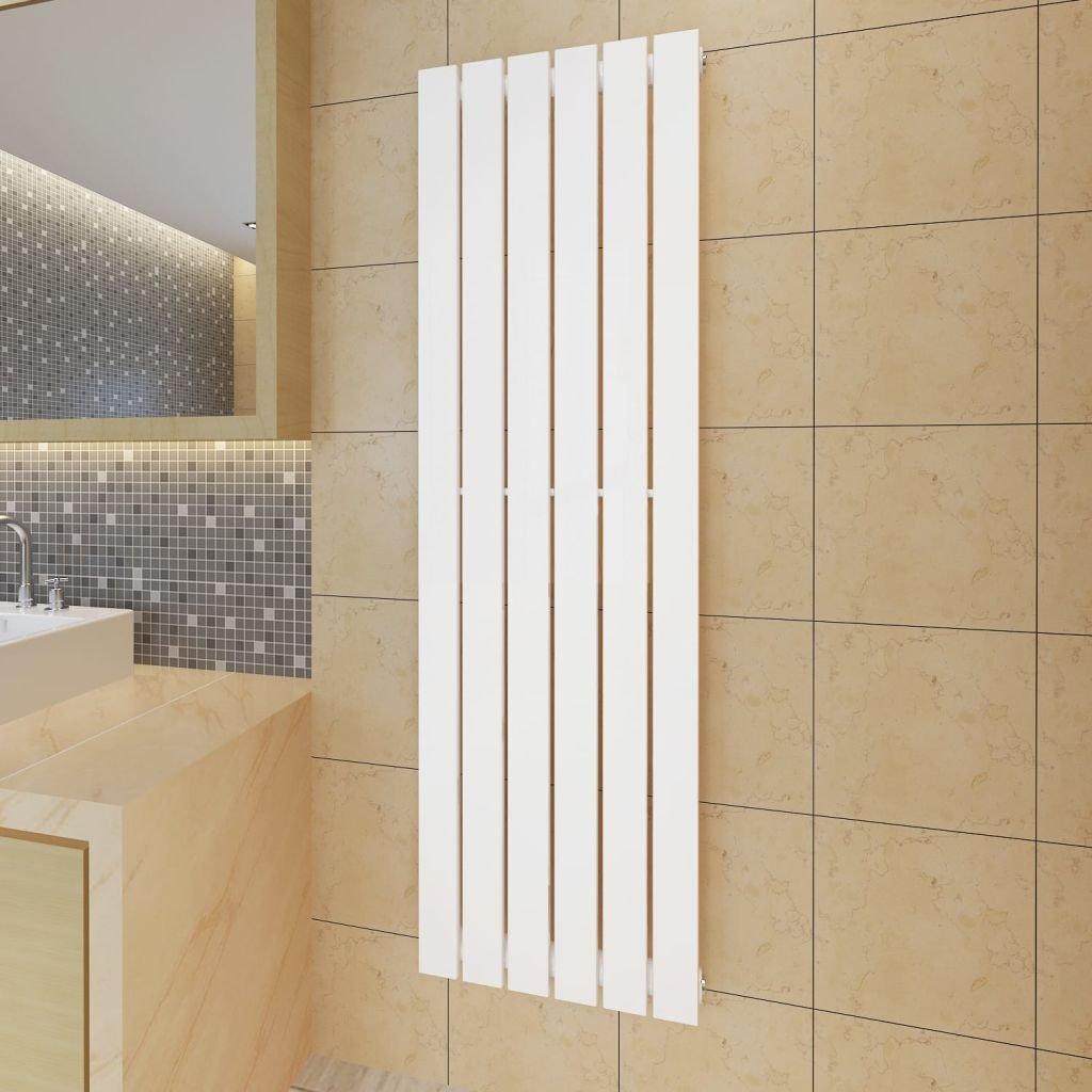 Lamelový radiátor - bílý | 465x1500 mm