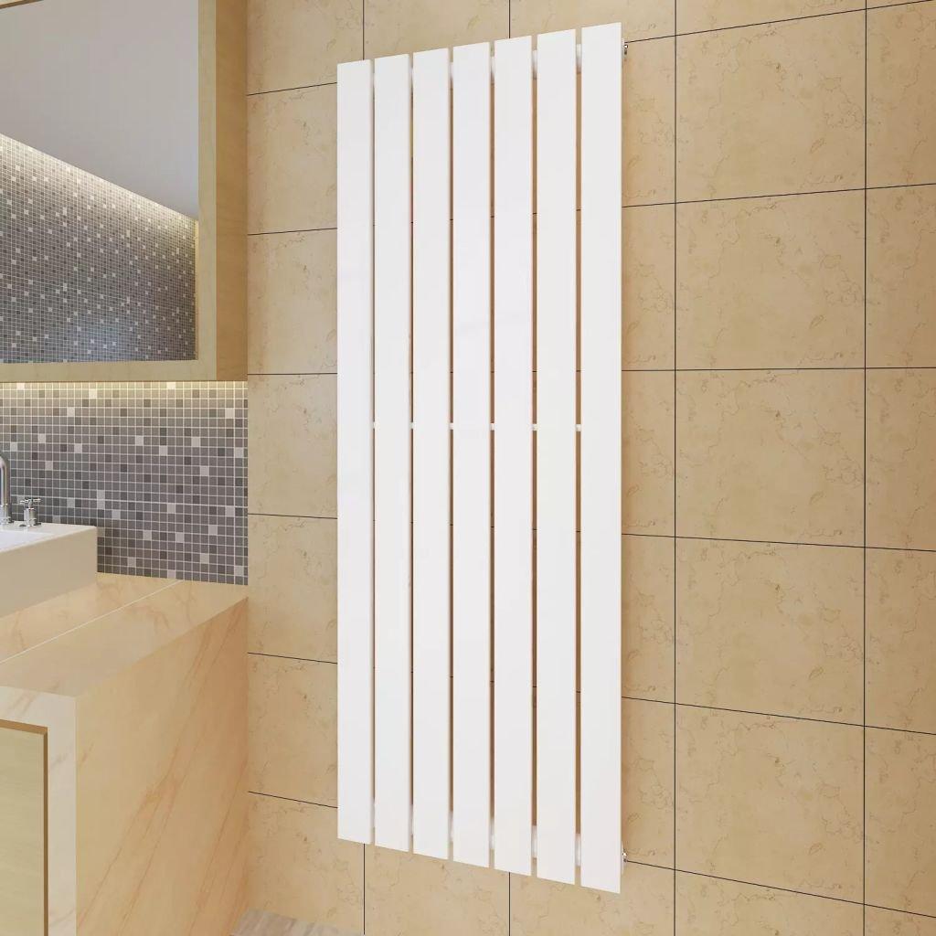 Lamelový radiátor - bílý | 542x1500 mm