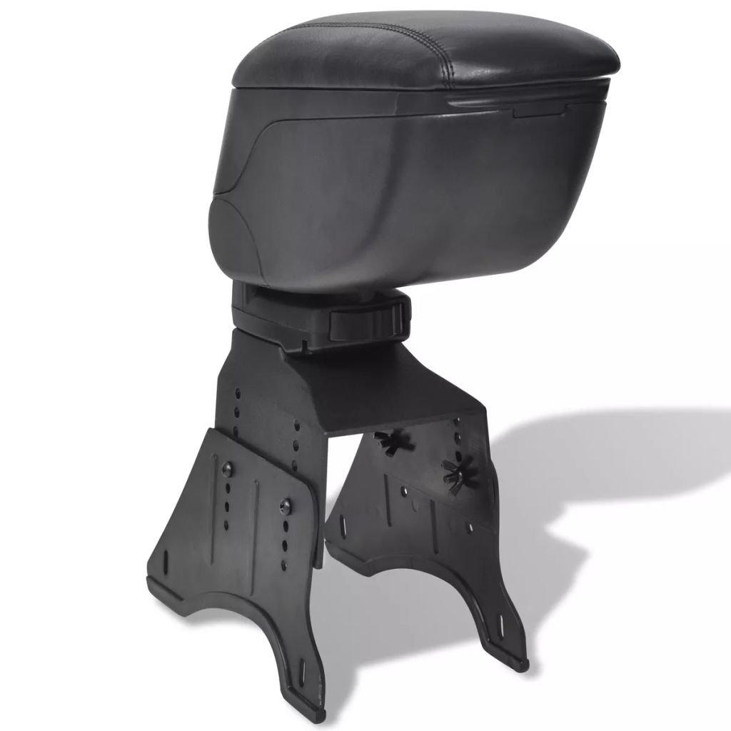 Univerzální loketní opěrka do auta - černá