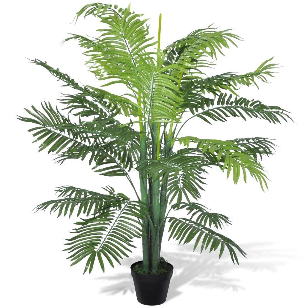 Umělá datlová palma v květináči | 130 cm