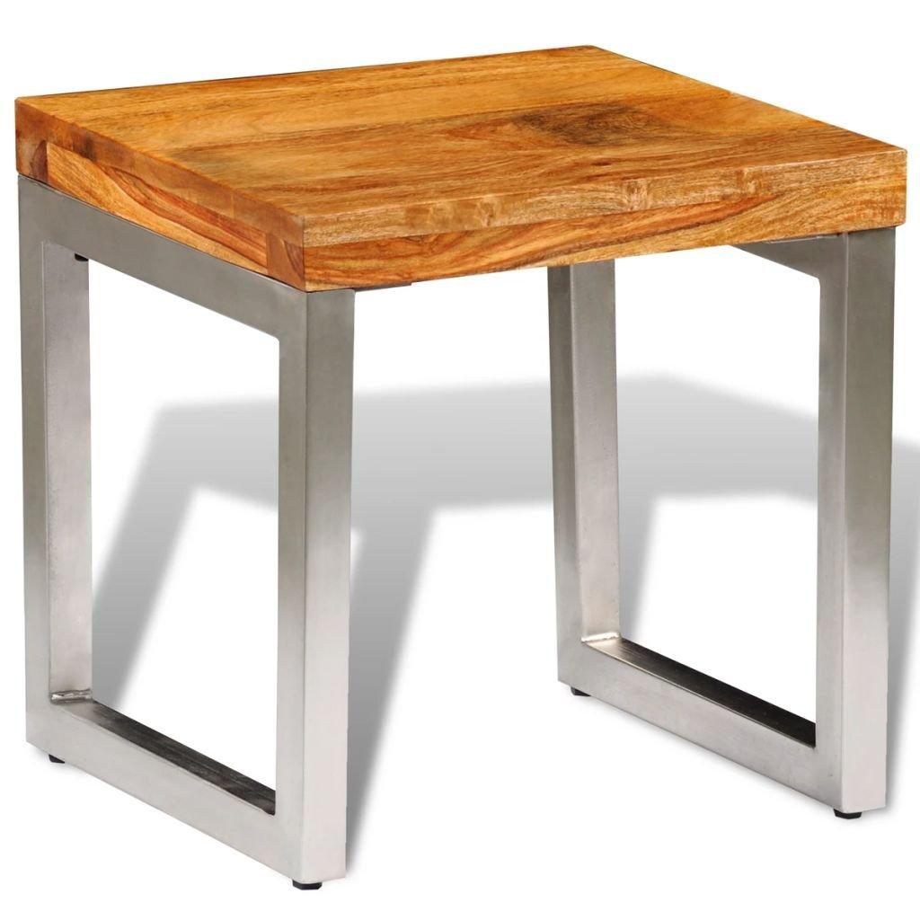 Mini konferenční stolek Modern z masivního dřeva