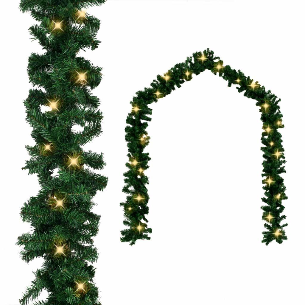 Vánoční girlanda s LED světýlky | 10 m