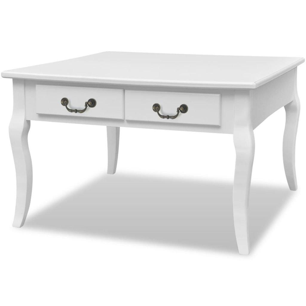 Konferenční stolek - Acate   bílý