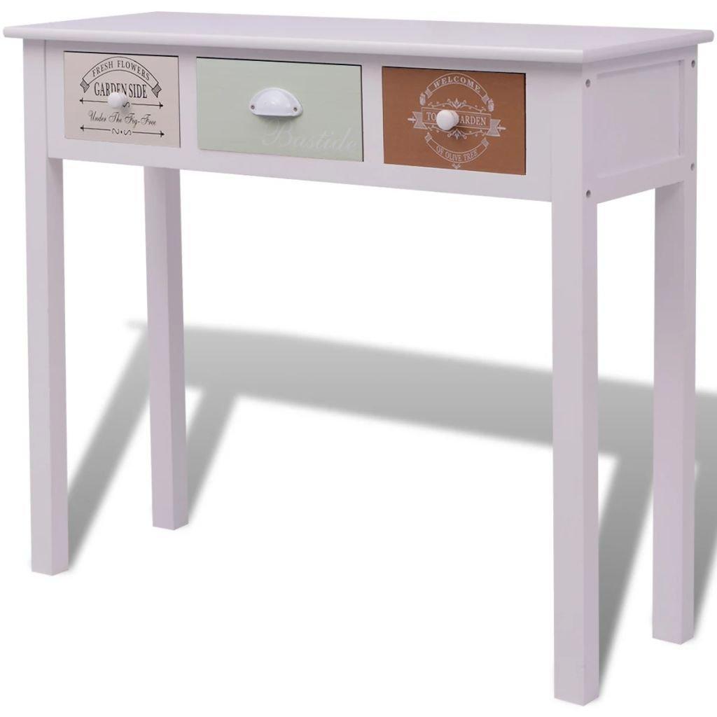 Konzolový stolek ve francouzském stylu | dřevěný