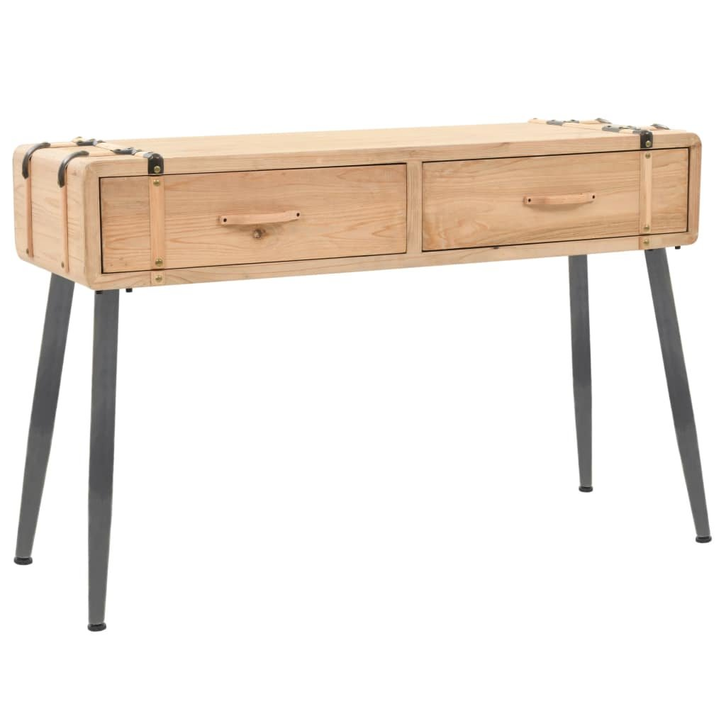Konzolový stolek z masivního jedlového dřeva | 115x40,5x76 cm