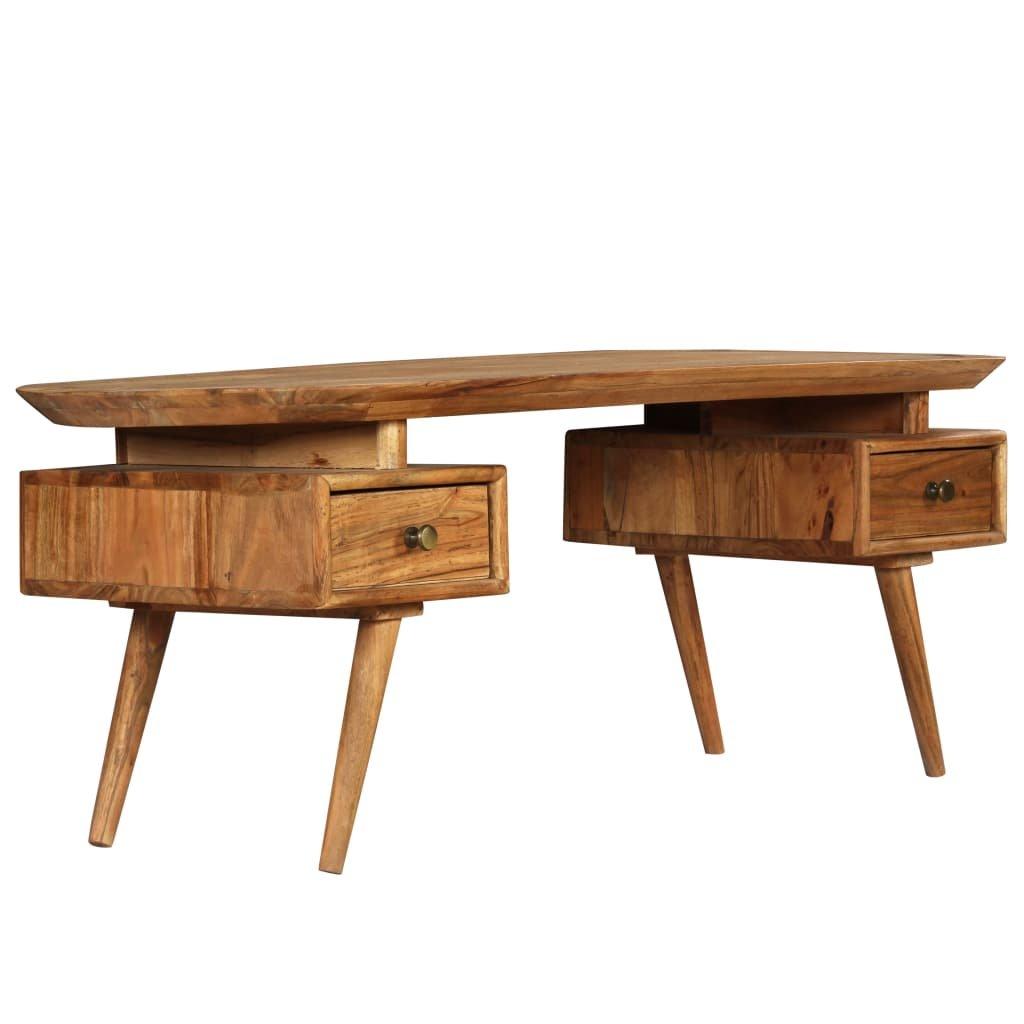 Konferenční stolek z masivní akácie | 120x50x45 cm