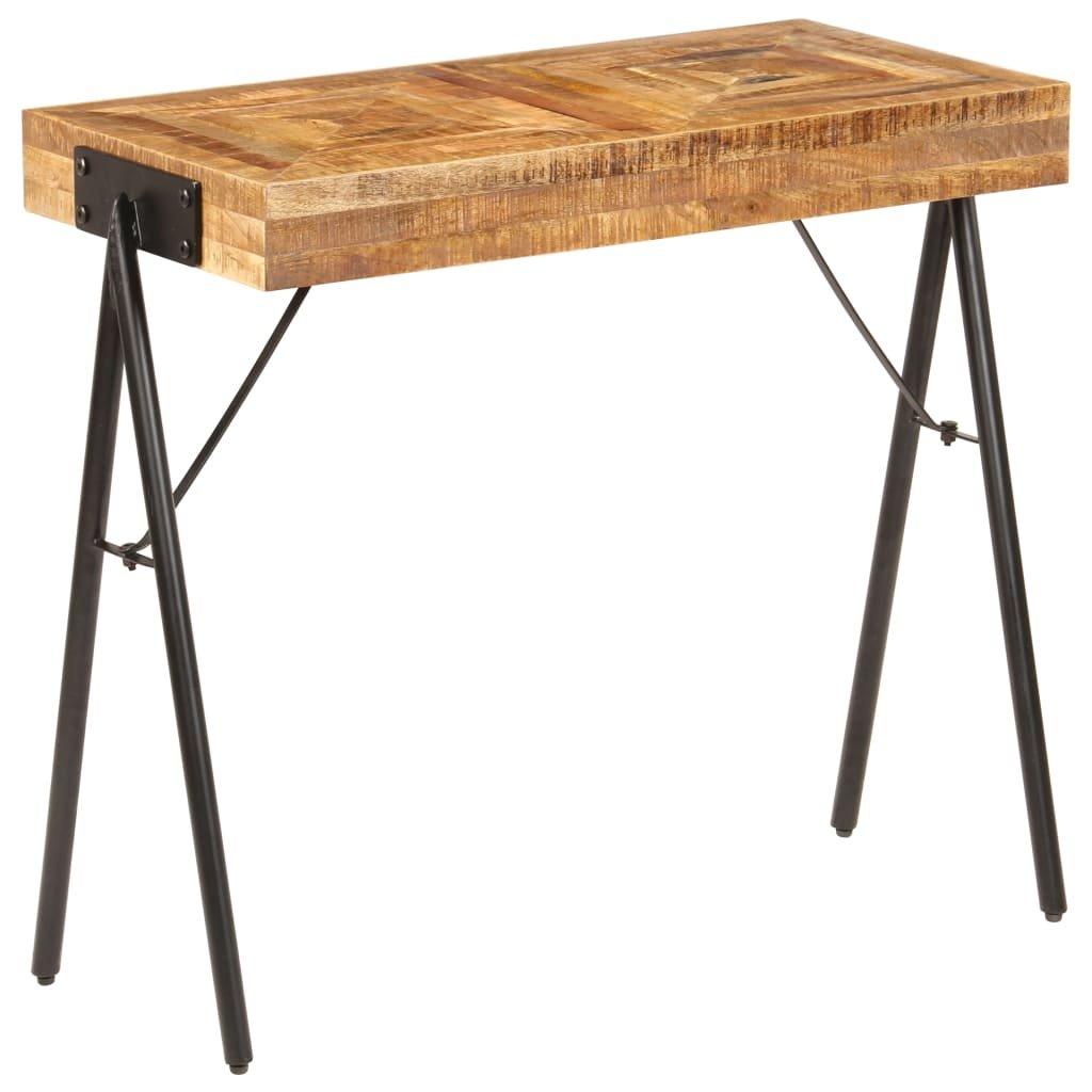 Konzolový stolek z masivního mangovníku   80x40x75 cm