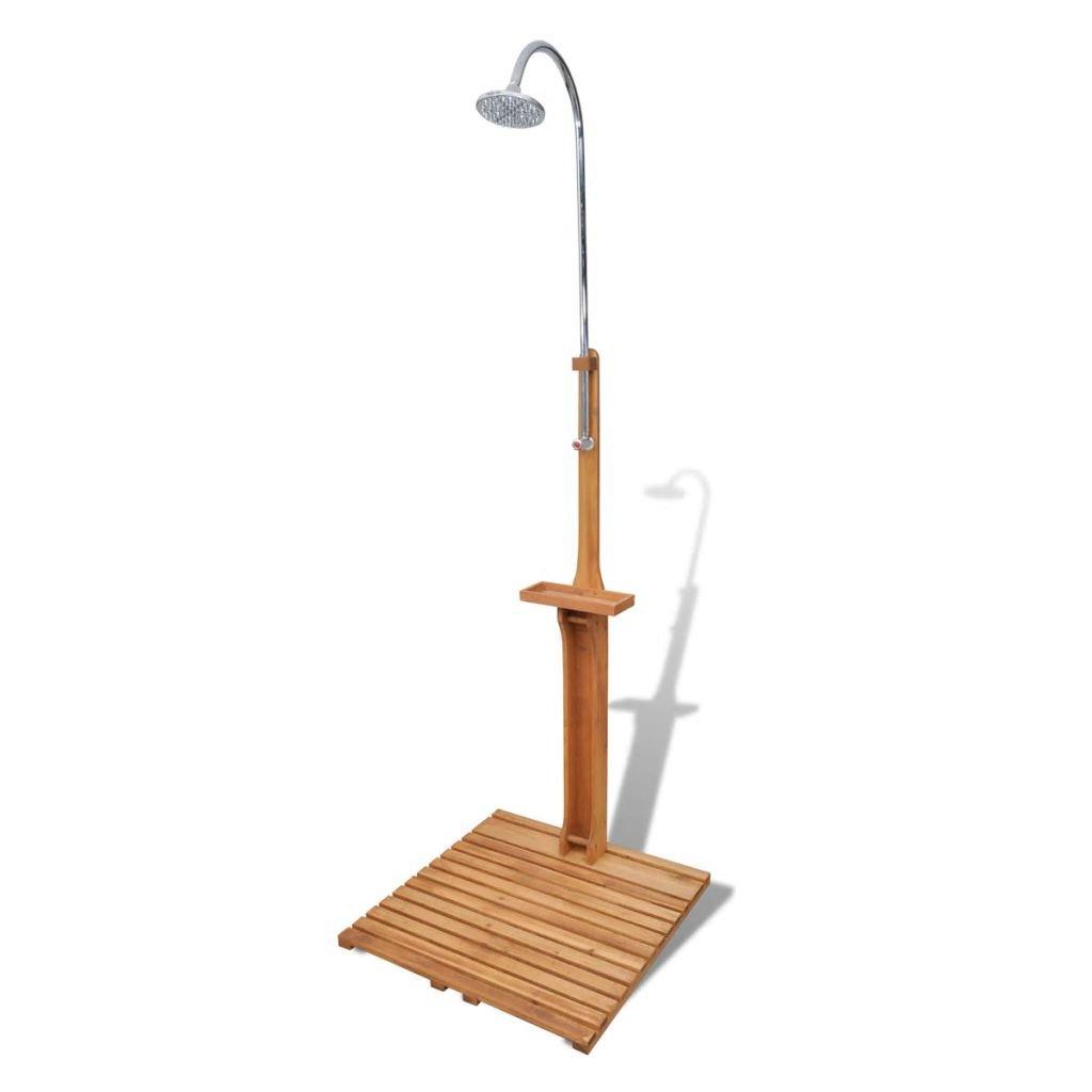 Zahradní sprcha | dřevěná