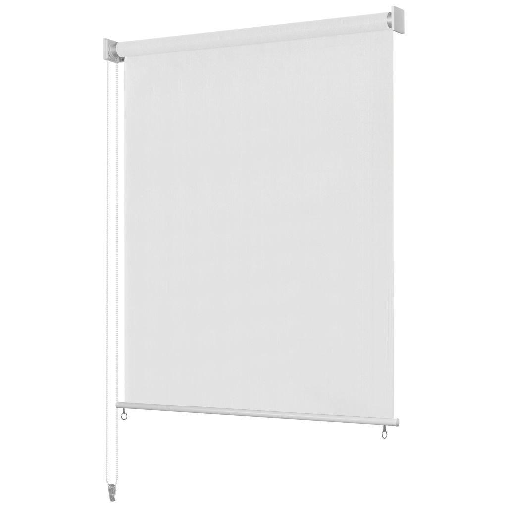 Venkovní roleta - bílá | 220x140 cm