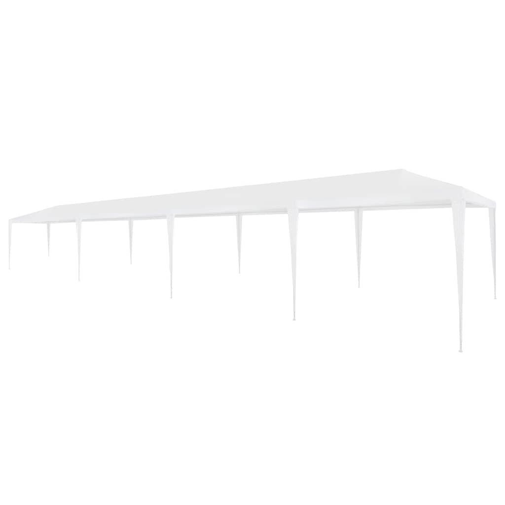 Party stan Fleming - PE - bílý | 3x12 m