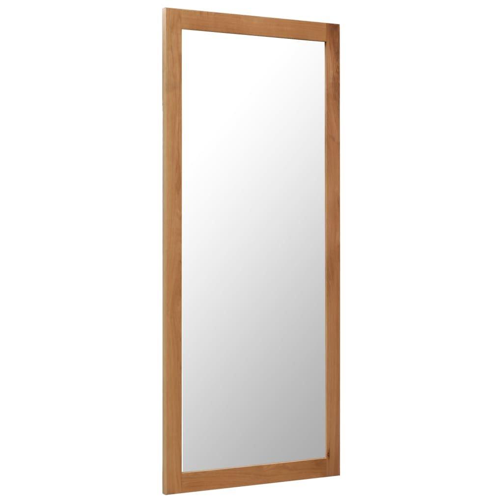 Zrcadlo - masivní dub   50 x 140 cm