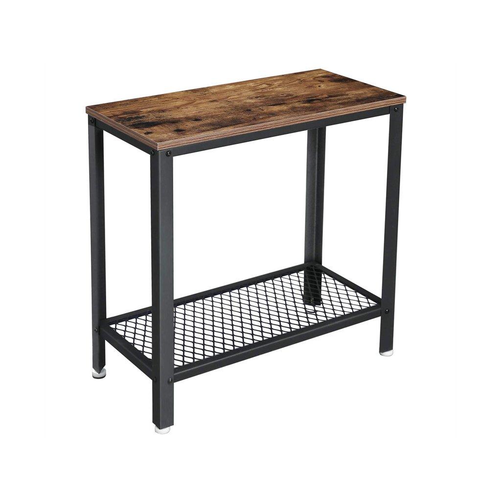 Boční stolek Graham - úzký | 60x60x30cm