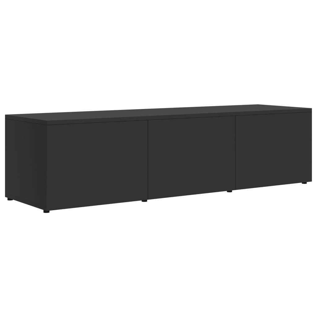 TV stolek Ikas - šedý   120x34x30 cm