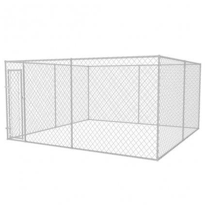 Venkovní psí kotec | 4x4 m