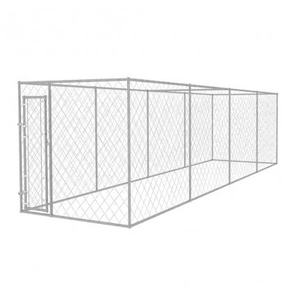Venkovní psí kotec | 8x2 m