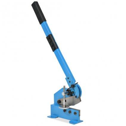 Pákové nůžky na plech 125 mm | modré