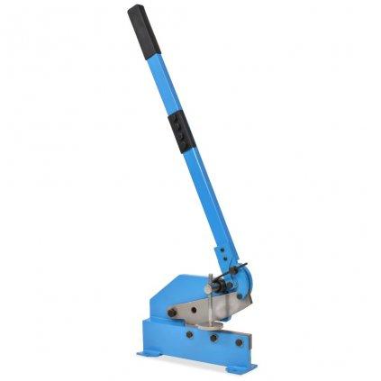 Pákové nůžky na plech 200 mm | modré