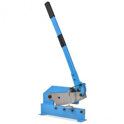 Pákové nůžky na plech 300 mm | modré