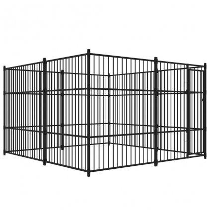 Venkovní psí kotec | 300x300 cm