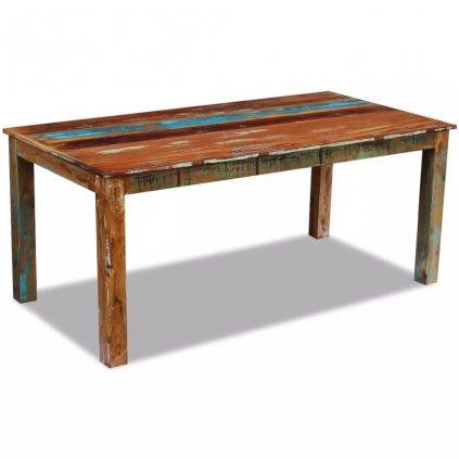 Jídelní stůl Tanja - masivní dřevo | 180x90x76cm