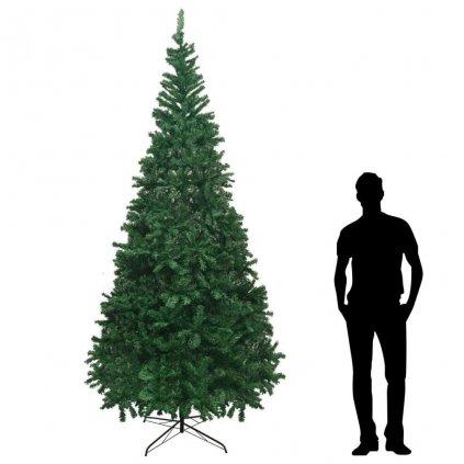 Umělý vánoční strom - XL - 300 cm | zelený