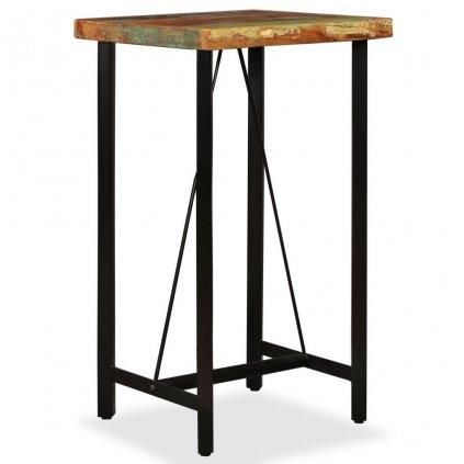 Barový stůl Gate -  masivní dřevo | 60x60x107 cm