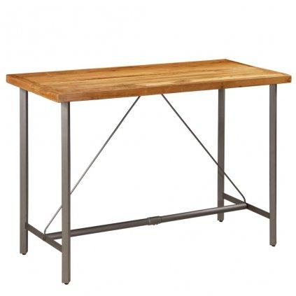Barový stůl Cronulla - masivní teak   150x70x106 cm