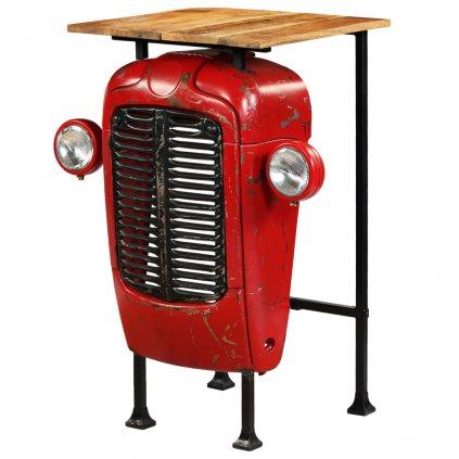Barový stůl Traktor | 60x60x107 cm