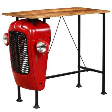 Barový stůl Traktor | 60x120x107cm