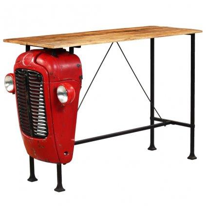 Barový stůl traktor| 60x150x107cm