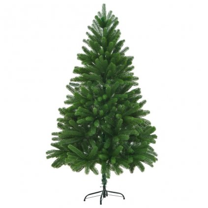 Umělý vánoční strom s velmi realistickým jehličím - 180 cm | zelený