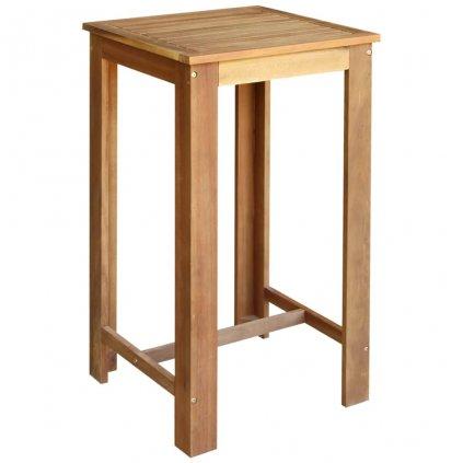 Barový stůl Clifton - masivní dřevo | 60x60x105 cm