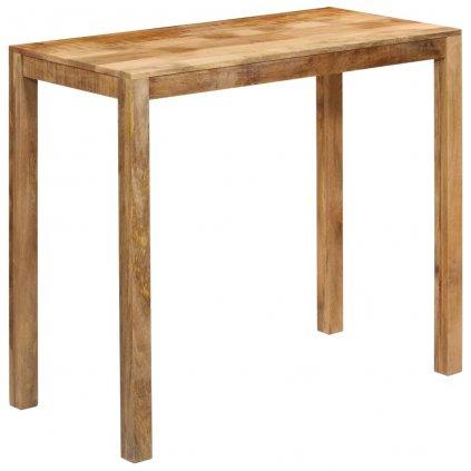 Barový stůl Perry - mangovník | 120x60x108 cm