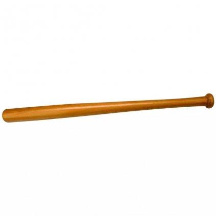 Abbey Baseballová pálka hnědá z bukového dřeva