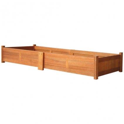Zahradní truhlík - akáciové dřevo   různé velikosti