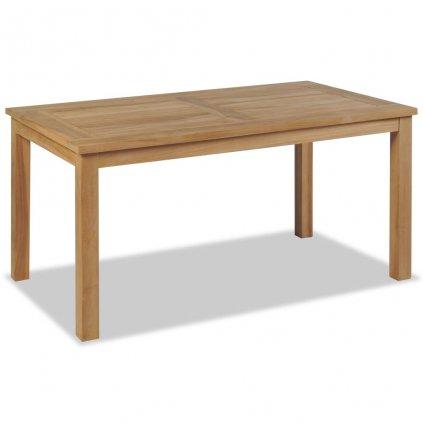 Konferenční stolek z teaku | 90x50x45 cm