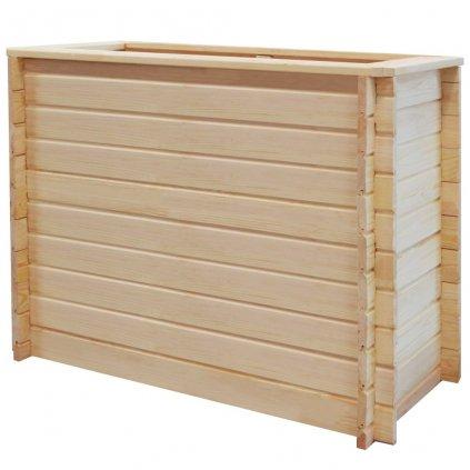 Zahradní truhlík - FSC borové dřevo - 19 mm | 100x50x80 cm