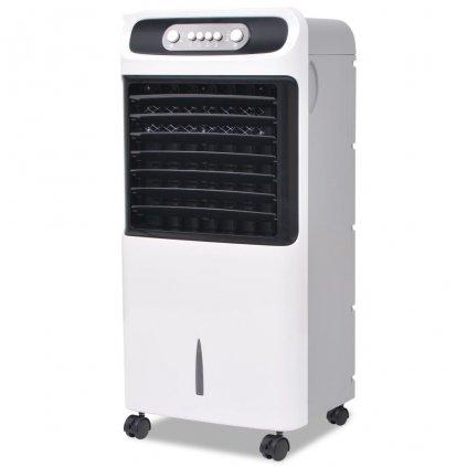 Přenosný chladič vzduchu - 80 W - 12 l - 496 m3/h
