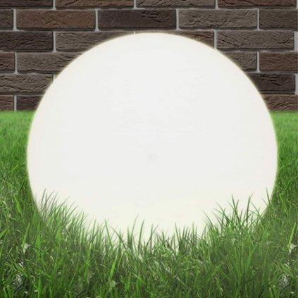 Kulovitá LED lampa - koule | 50 cm