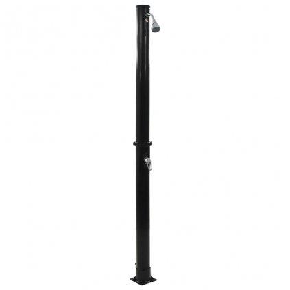 Solární sprcha - černá - 214 cm | 18L