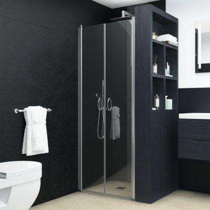 Sprchové dveře - čiré | 90x180 cm