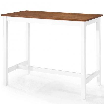 Barový stůl z masivního dřeva | 108x60x91 cm