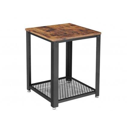 Boční stolek Graham | 55x45x45 cm