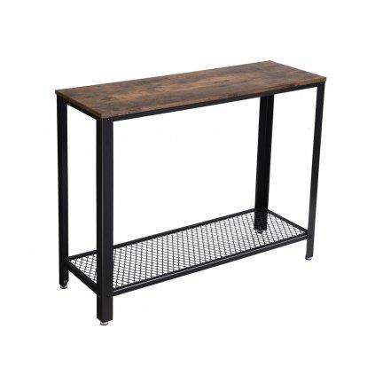 Konzolový stolek Graham | 101x35x80 cm