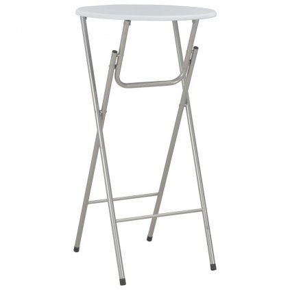 Barový stůl Sonoma - MDF - 60x112 cm   bílý