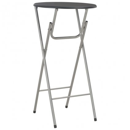 Barový stůl Sonoma - MDF - 60x112 cm   černý