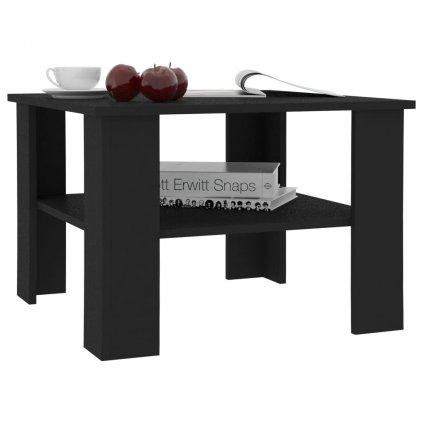 Konferenční stolek Awake - černý | 60x60x42 cm