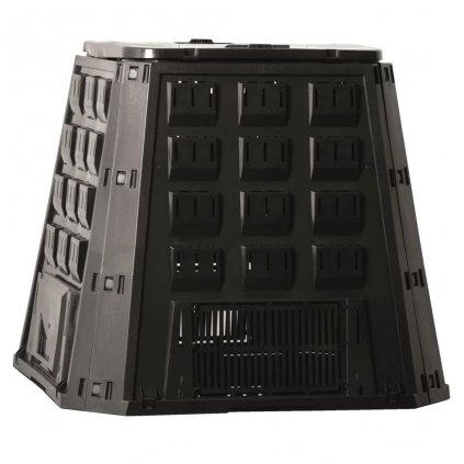 Kompostér - černý   400 l